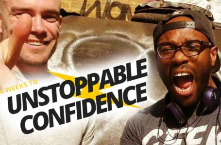 We're giving away 4 Weeks To Unstoppable Confidence for FREE