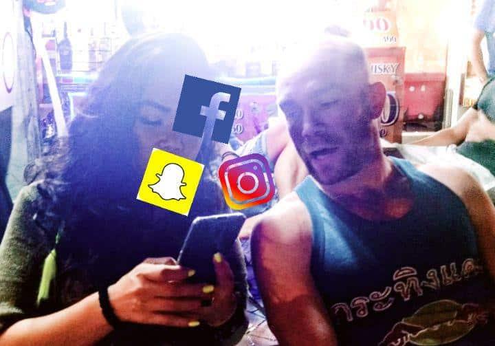 Take Her Social Media, Not Her Number