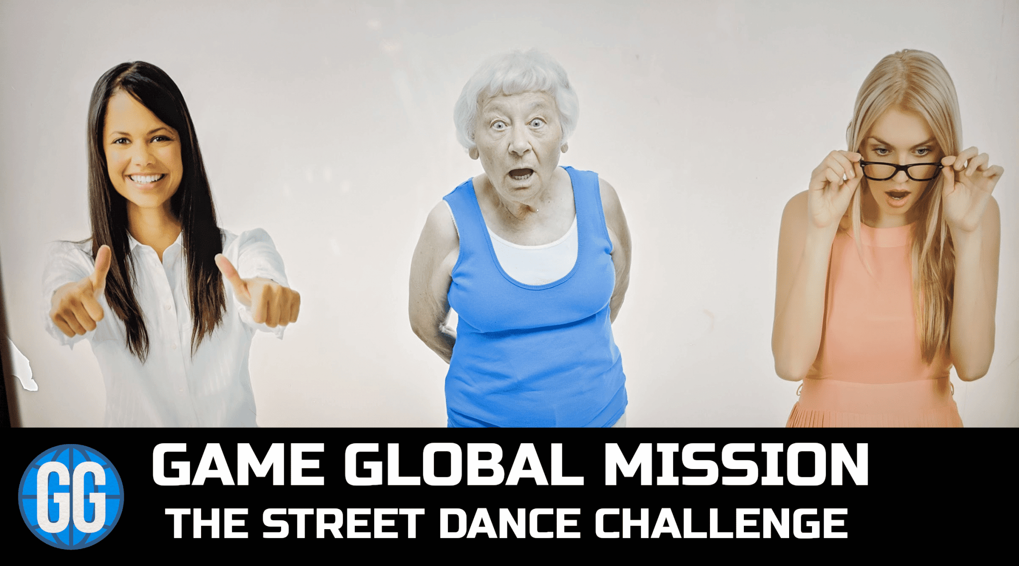 Mission 1: The Street Dance Challenge