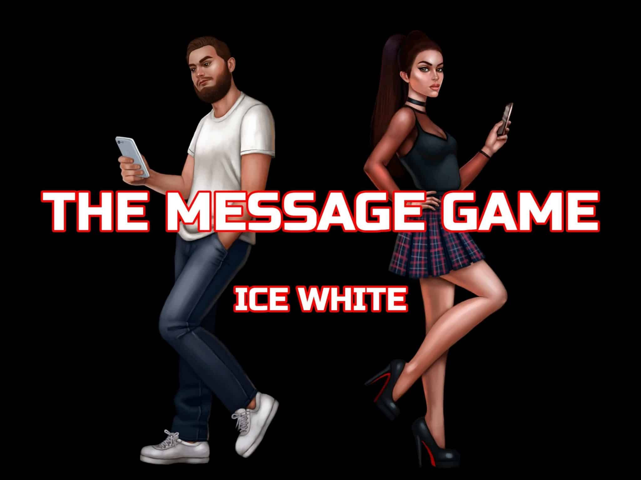 The Message Game, self-help online dating Tinder guide for men, book by Ice White