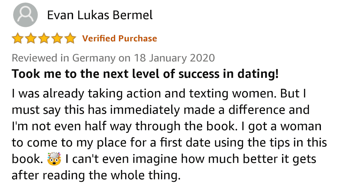 Amazon Review of The Message Game