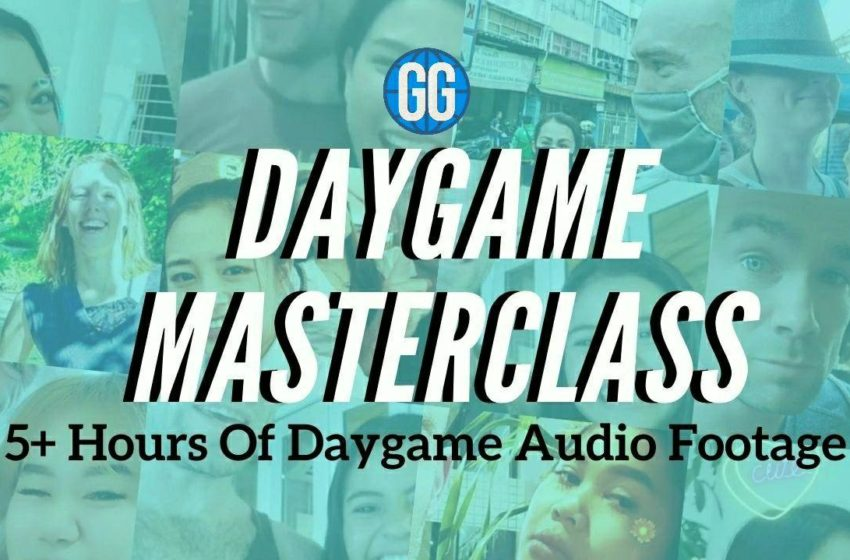 Our Daygame Masterclass At Its Lowest Ever Price