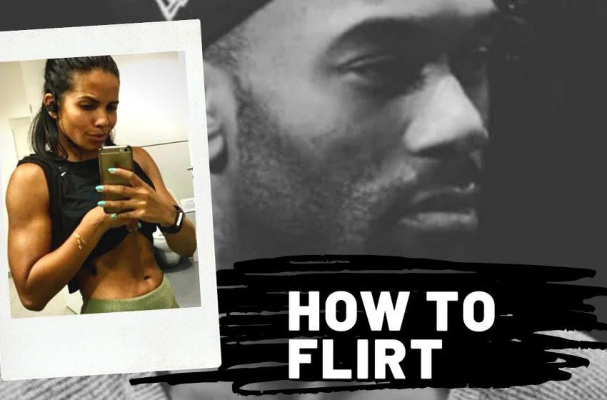 Podcast #40: How To Flirt Like A Pro