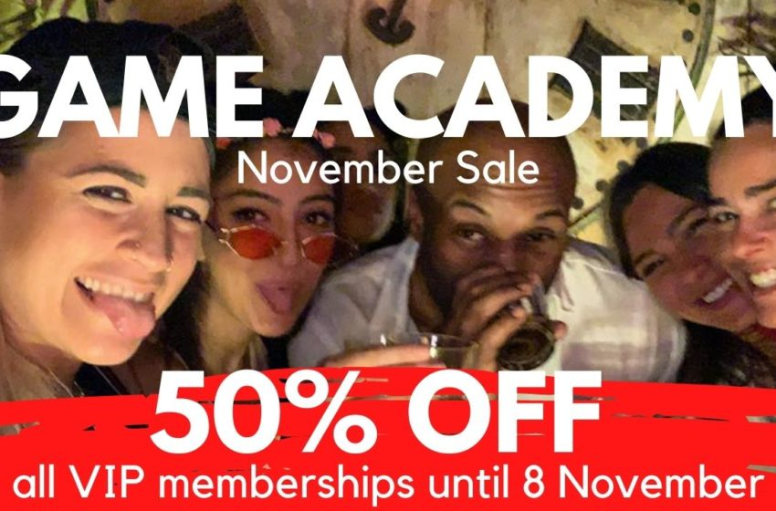 Game Academy At Its Lowest Ever Price